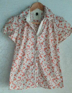 Super süße Bluse von Vero Moda Gr. XS 50's Style