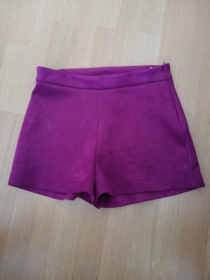 Super süße Highwaist Hotpants von Zara
