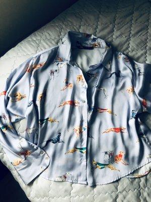 Super süße kurze Bluse von Zara