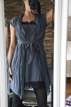 Super süßes Kleid mit Überwurf - in gleicher Farbe