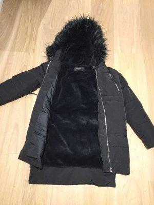 Reserved Veste à capuche noir