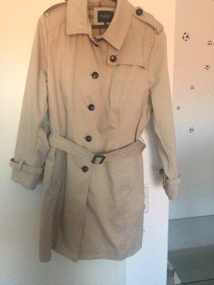 Bexleys Trenchcoat licht beige