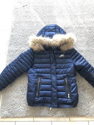 Super warme Nickelson Winterjacke