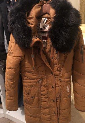 Super warme Winterjacke