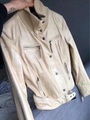 Super weiche Leder Jacke