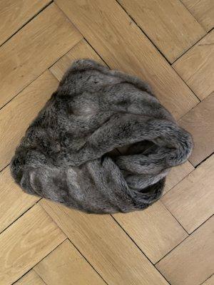 Accessoires Scaldacollo grigio-marrone-grigio