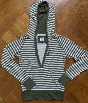 H&M L.O.G.G. Sweatshirt met capuchon veelkleurig Katoen