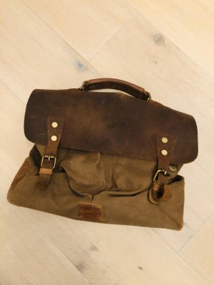 "Supercoole Tasche im ""Schoolbag-Look"" - kaum getragen!"