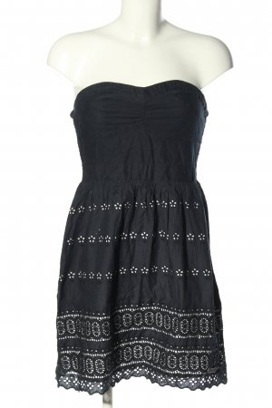 Superdry Bandeau Dress black-white casual look