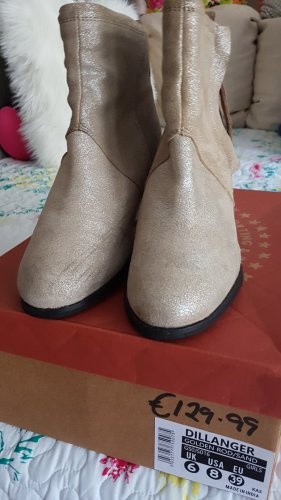 SUPERDRY Booties Beige Gr. 39