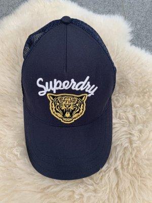 Superdry Cap mit Tigerpatch