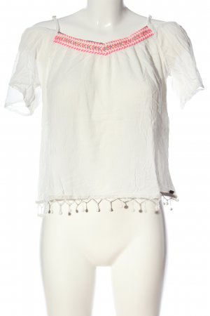 Superdry Carmen-Bluse Mustermix Casual-Look