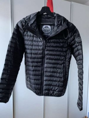 Superdry Down Jacket black