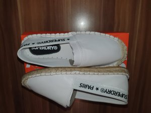 Slip-on Sneakers white-black