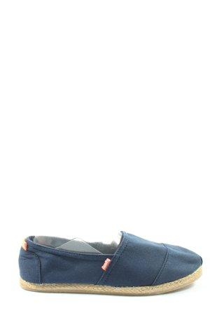 Superdry Espadrillas blu stile casual