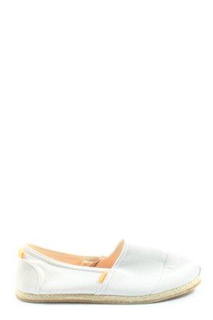 Superdry Espadrillas bianco stile casual