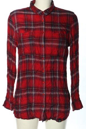 Superdry Camicia di flanella motivo a quadri stile casual