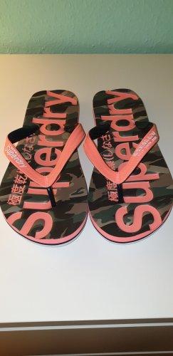 SUPERDRY Flip Flops NEU!!