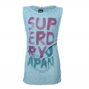 Superdry handbrush Top/ Shirt Gr. S
