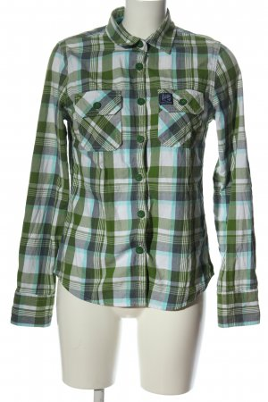 Superdry Lumberjack Shirt check pattern casual look