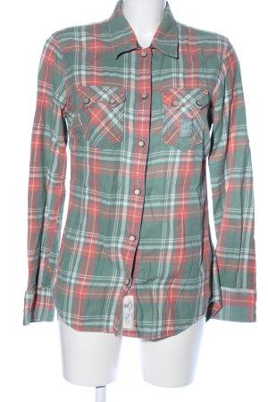 Superdry Houthakkershemd geruite print casual uitstraling