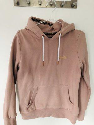 Superdry Capuchon sweater roségoud