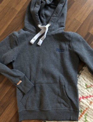 Superdry Hooded Sweater grey