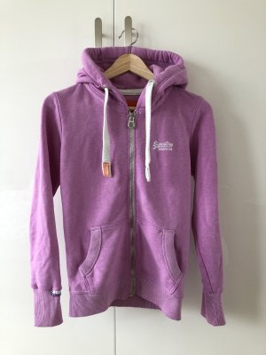 Superdry Sweat Jacket pink