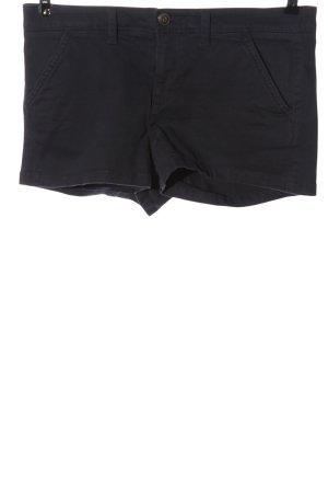 Superdry Hot Pants schwarz Casual-Look
