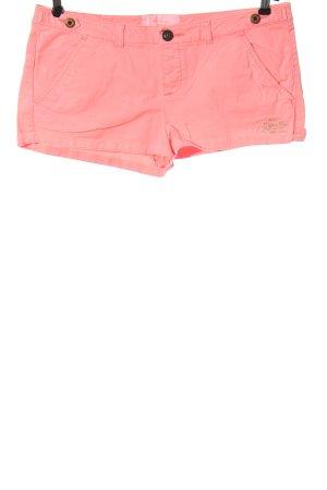 Superdry Hot Pants pink Casual-Look