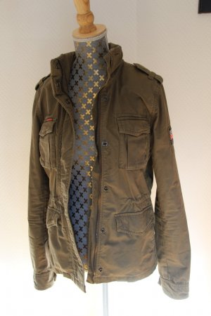 Superdry Jacke CLASSIC ROOKIE MILITARY JACKET Gr. XS