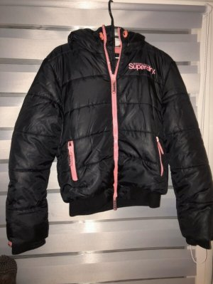 Superdry Hoody black-pink