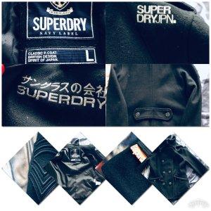 Superdry Veste militaire noir