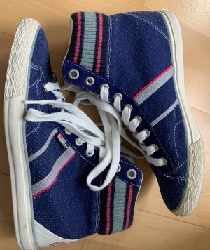 Superdry Lace-Up Sneaker multicolored
