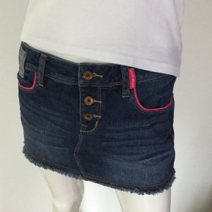 Superdry Jeans Minirock Gr W27