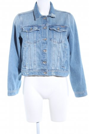 Superdry Jeansjacke blau Casual-Look