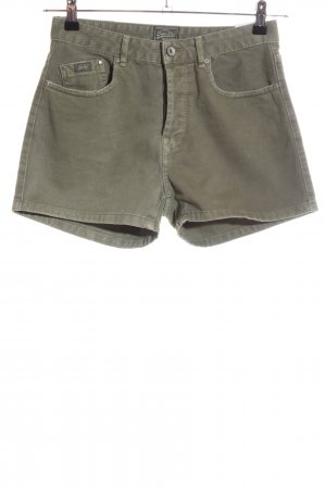 Superdry Jeansshorts khaki Casual-Look
