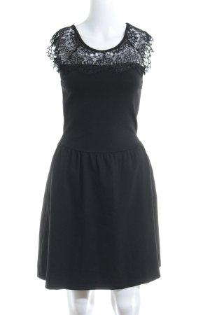 Superdry Jerseykleid schwarz Elegant