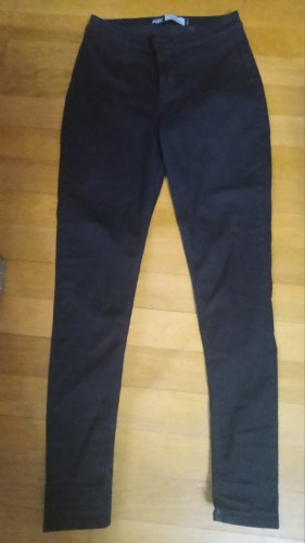 SUPER DRY Stretch jeans zwart