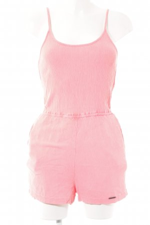 Superdry Jumpsuit neonpink Casual-Look