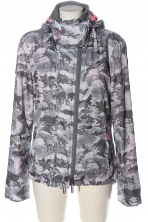 Superdry Veste à capuche motif de camouflage style décontracté