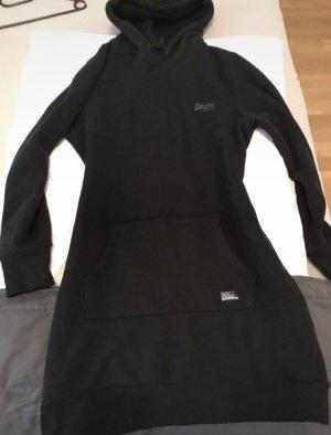 Superdry Robe à capuche noir