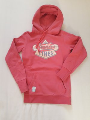 Superdry Hooded Sweater pink