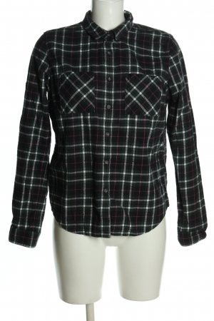Superdry Karobluse Allover-Druck Casual-Look