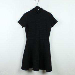 Superdry Flounce Dress black mixture fibre
