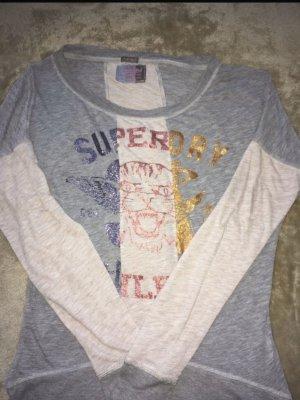 Superdry Top lungo multicolore