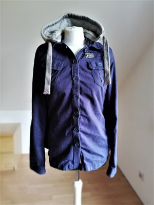 Superdry Blouse Jacket multicolored
