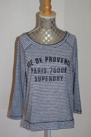 Superdry maritimes Shirt Longsleeve Gr. XS