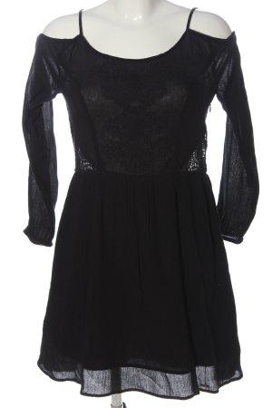 Superdry Minikleid schwarz Elegant