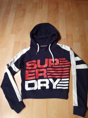 Superdry Sweter z kapturem Wielokolorowy